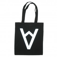 ARE. TOTE // BLACK ∆