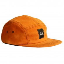 ARE. 5 PANEL CAP // DIRTY ORANGE