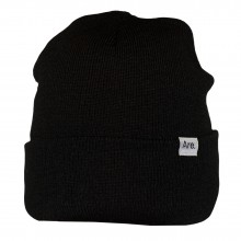 ARE. BEANIE // MINILOGO // BLACK