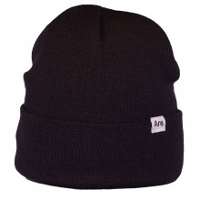 ARE. BEANIE // MINILOGO // DARK BLUE