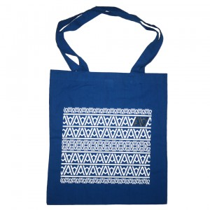 ARE. TOTE // BLUE // INKA
