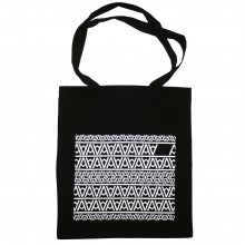 ARE. TOTE // BLACK // INKA