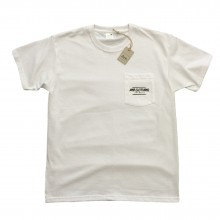 ARE. // POCKET SHIRT // WHITE