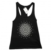 Are. // Girls Tank // Dreamcatcher // Black