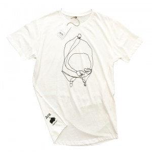 Are. // Men Shirt  // ELEPHILANT // White